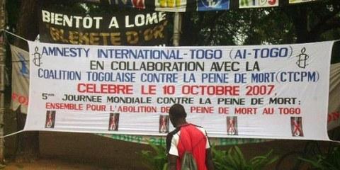 Le Togo a aboli la peine de mort. © AI