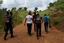 La violence explose en Amérique centrale, la population fuit