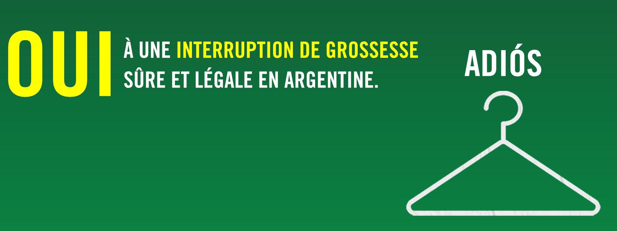 En août 2018, le Sénat argentin a rejeté un projet de loi visant à légaliser l'avortement, manquant ainsi une occasion historique. © Andreas Christen, Amnesty International