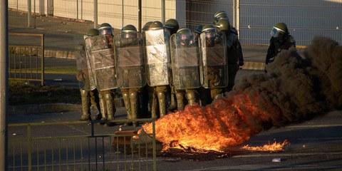 Les rapports et les témoignages de violations des droits humains s'accumulent. ©Alex Maldonado Mancilla / shutterstock