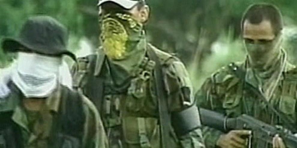 Les FARC marchandent la libération de leur otage contre un débat sur la manière dont les médias couvrent le conflit. © APGraphicsBank