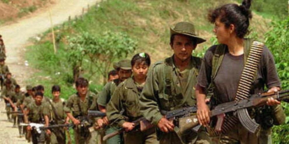 Les pourparlers entre le gouvernement et les FARCs on commencé en 2012. © APGraphicsBank