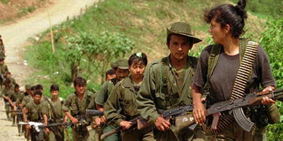 Le groupe de guérilla FARC doit également s'engager à mettre fin aux violations des droits humains. © APGraphicsBank