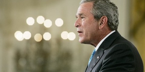 George W. Bush © APGraphicsBank