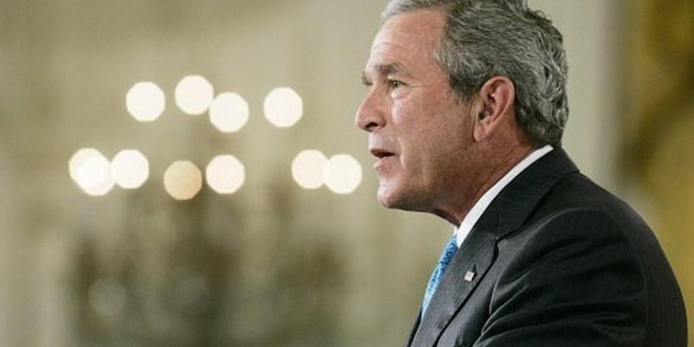 George W. Bush © APGraphicsBank