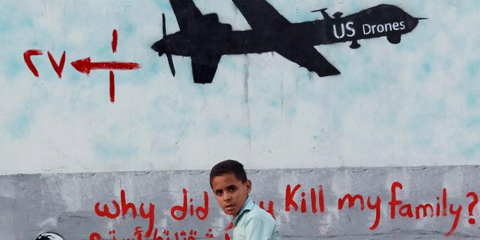 L'utilisation de drones par les Etats-Unis engendre des failles dans le processus de décision des frappes effectuées dans plusieurs pays. © AFP/Getty Images