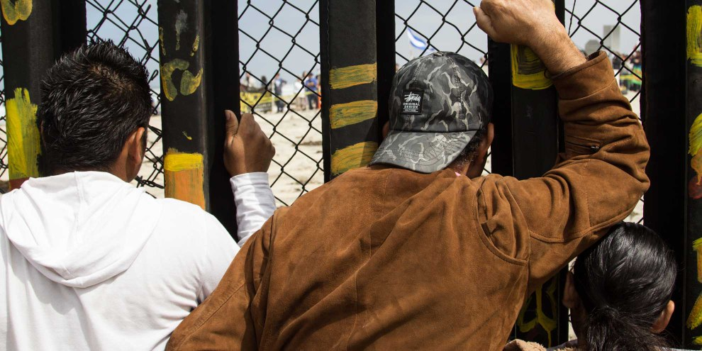 Tijuana, Mexique © Sergio Ortiz/Amnesty International