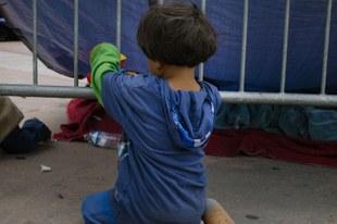 Mettre un terme définitif à la détention des enfants migrants