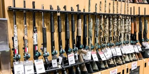 La violence par armes à feu est un réel problème aux Etats-Unis. Un précèdent rapport d'Amnesty paru en 2016 montrait que la violence armée était la première cause de mortalité chez les 15-34 ans. ©Roman Tiraspolsky / Shutterstock.com