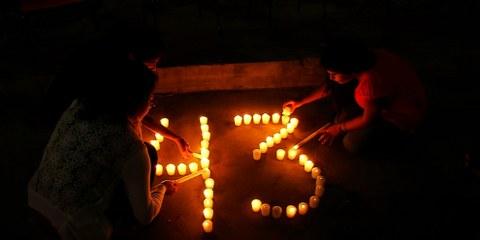 Le 26 septembre 2014, 43 étudiants de l'école normale d'Ayotzinapa disparaissaient. © Telesur