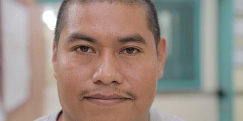 Adrián Vasquez Lagunes, victime de la torture, Mexique, 2014. © AI