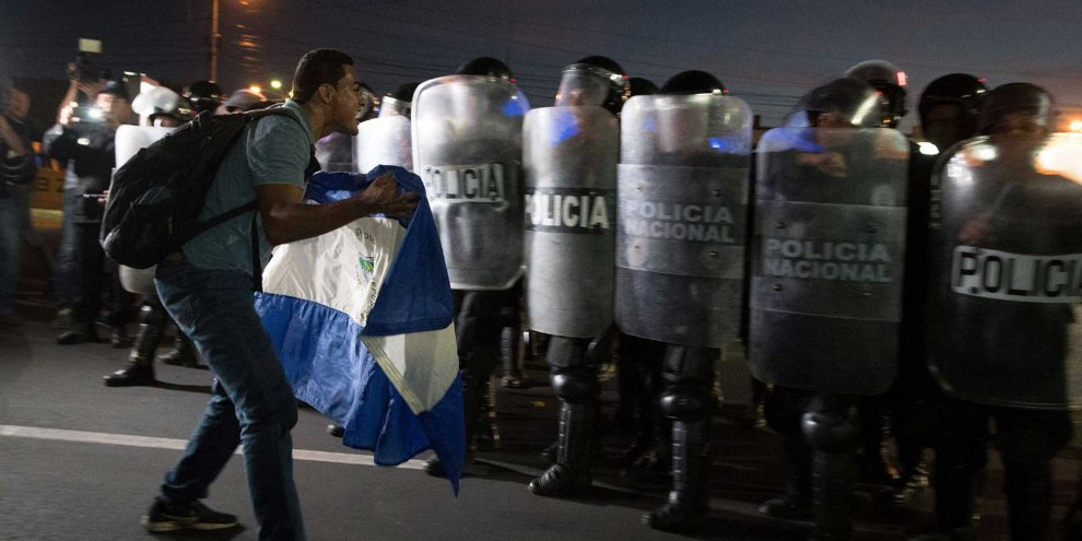 © Carlos Herrera/Amnesty International
