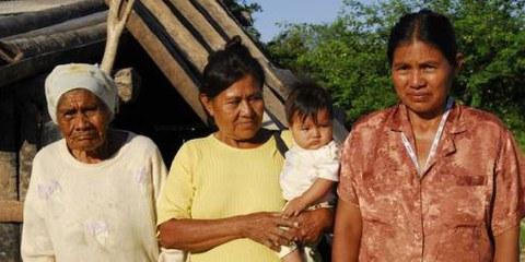 Quelque 90 familles sawhoyamaxas vont pouvoir revenir sur leurs terres. © AI