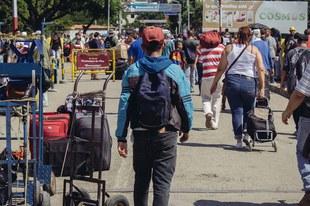 Le pays renvoie illégalement les Vénézuélien·ne·s en quête de protection