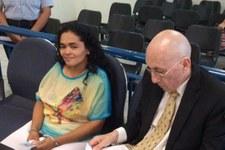 Libération de Maria Teresa Rivera, emprisonnée après une fausse couche