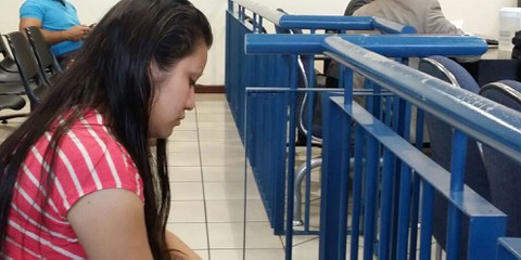 Le 19 août 2019, Evelyn a été déclarée innocente. © Agrupación Ciudadana por la Despenalización del Aborto El Salvador