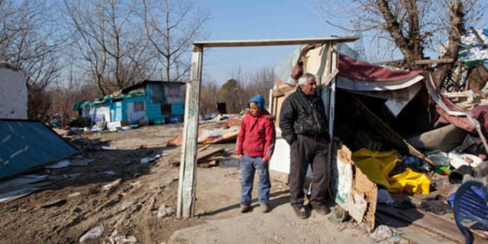 En Europe aussi, les droits économiques, sociaux et culturels sont violés. © Sanja Knežević