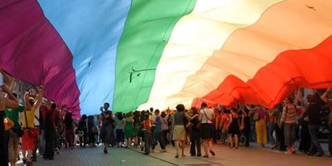 Cette victoire est en grande partie liée à l'activité des militant-e-s LGBT en Uruguay. © AI