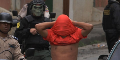 La grande majorité des victimes sont des hommes âgés entre 12 et 44 ans  © Carlos Ramirez