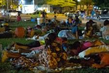Les services de santé élémentaires se sont effondrés: des milliers de personnes contraintes à la fuite