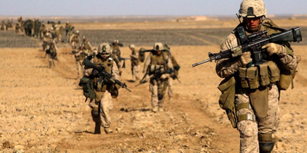 L'incapacité de l'Afghanistan à juger les éventuels crimes de guerre ne doit pas donner aux responsables présumés de tels crimes l'impression de pouvoir sortir libres de prison. © APGraphicsBank