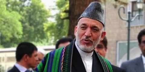Amnesty a examiné à la loupe les douze ans de présidence d'Hamid Karzaï © Pajhwok Afghan News/Demotix