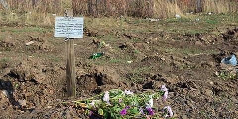 Les exécutions sommaires de prisonniers sont des crimes de guerre. Les dirigeants de la république autoproclamée de Donetsk doivent respecter les lois de la guerre. © Amnesty International