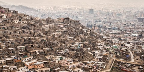 L'attaque meutrière à Kaboul a tué au moins 80 personnes et blessé 261 autres. © Marcus Perkins for Amnesty International