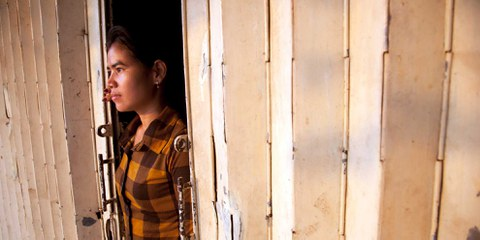 Tep Vanny  © Amnesty International