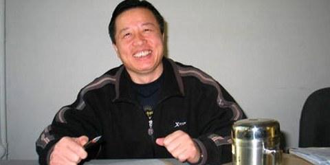 Gao Zhisheng avant son arrestation en 2006. © Hu Jia