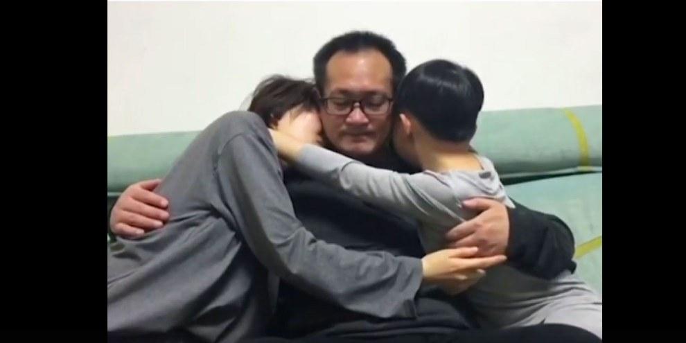 Wang Quanzhang enfin de retour à la maison