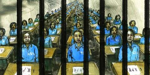 Crimes contre l'humanité au Xinjiang