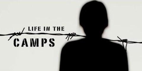 Quatre personnes ayant fui la Corée du Nord apparaissent dans la vidéo «Life in the Camps». © Amnesty International