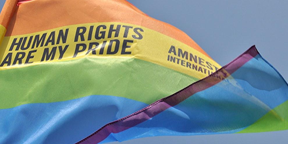 La criminalisation des relations sexuelles entre adultes consentants constitue une violation du droit à la vie. © AI
