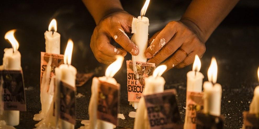Depuis le début de l'année 2015, l'Indonésie a exécuté 14 condamnés à mort, dont 12 étrangers pour trafic de stupéfiants | © Suryo Wibowo