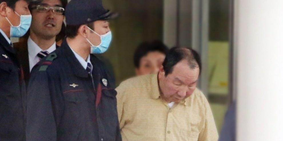 L'ancien boxeur Iwao Hakamada a passé 46 ans dans le couloir de la mort. © AFP/Getty Images
