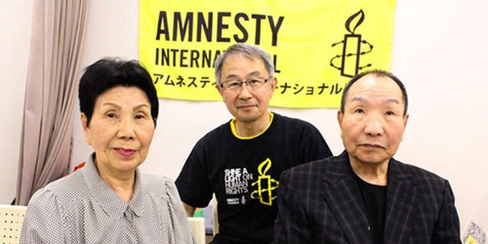 Après quarante passés dans le quartier des condamnés à mort, un tribunal avait ordonné la libération d'Iwao Hakamada. © AI