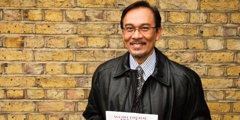 La libération du prisonnier d'opinion Anwar Ibrahim marque un tournant pour les droits humains en Malaisie