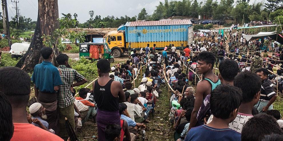©  Andrew Stanbridge / Amnesty International