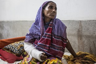 La Chine a voté contre la résolution du Conseil des droits l'homme sur les Rohingyas