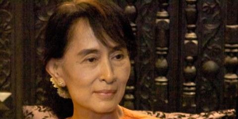 Aung San Suu Kyi © World Economic Forum on East Asia