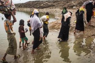 Lois abusives utilisées contre les civils dans l'État d'Arakan