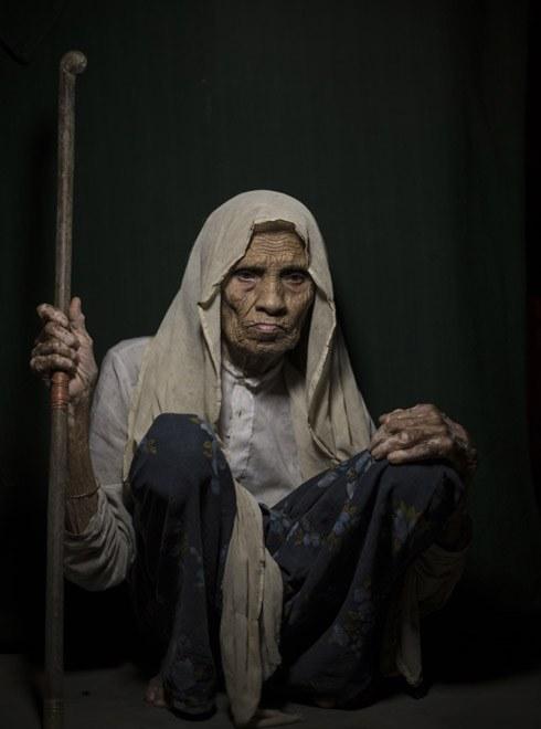 Naseema Khatoon, 100 ans