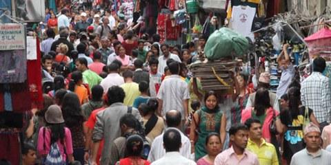 De nombreux migrants népalais espèrent trouver du travail à l'étranger. © AI
