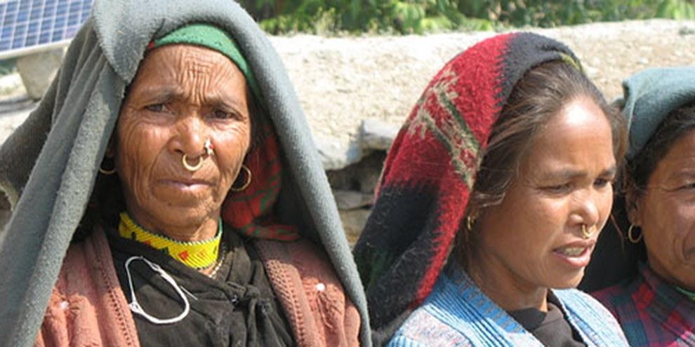 De nombreuses femmes et jeunes filles se voient dépossédées de tout contrôle sur leur corps et leur vie. © Amnesty International