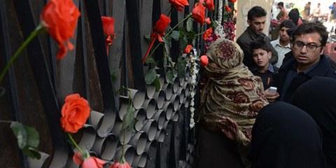 Pour Amnesty International, répondre à la tristesse des proches des disparu par des exécutions est inefficace et contraire au droit. © AFP/Getty Images
