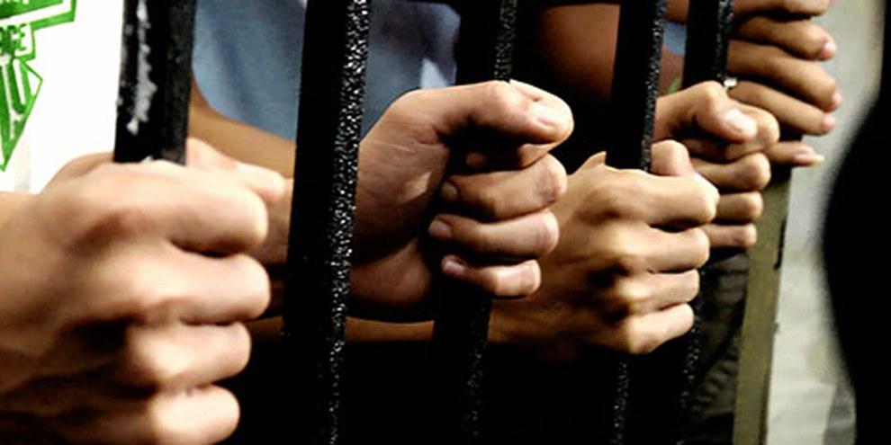 Depuis que le moratoire sur les exécutions a été levé, le Pakistan menace d'exécuter 500 condamnés à mort inculpés de charges liées au terrorisme. © Amnesty International
