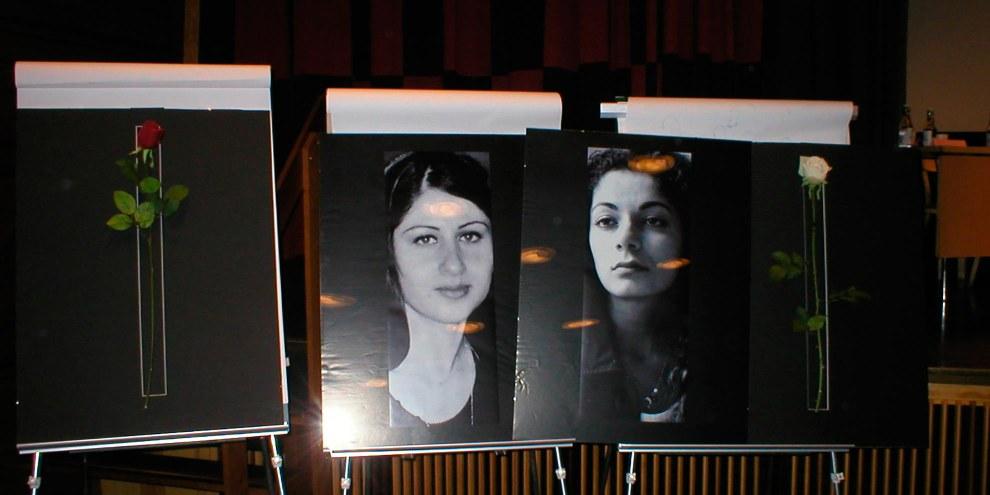 La Commission des droits humains du Pakistan a indiqué que près de 1 100 femmes ont été tuées au Pakistan l'an dernier par des membres de leur famille. © Amnesty International