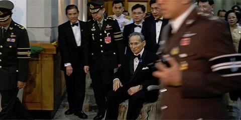 Le crime de lèse-majesté est toujours puni pénalement en Thaïlande. © CC / Gouvernement de Thaïlande