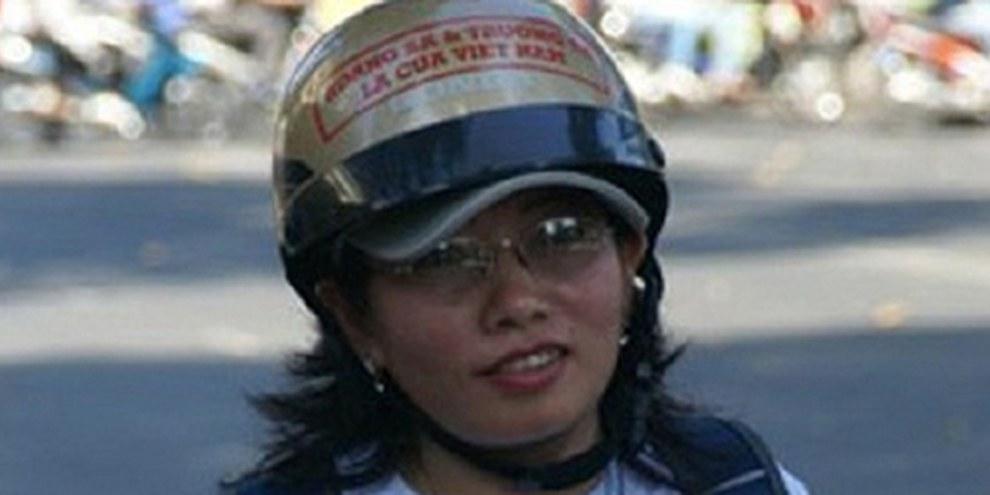 Ta Phong Tan, ancienne policière, ne bénéficie que d'un droit de visite extrêmement restreint. © Dam Lam Bao